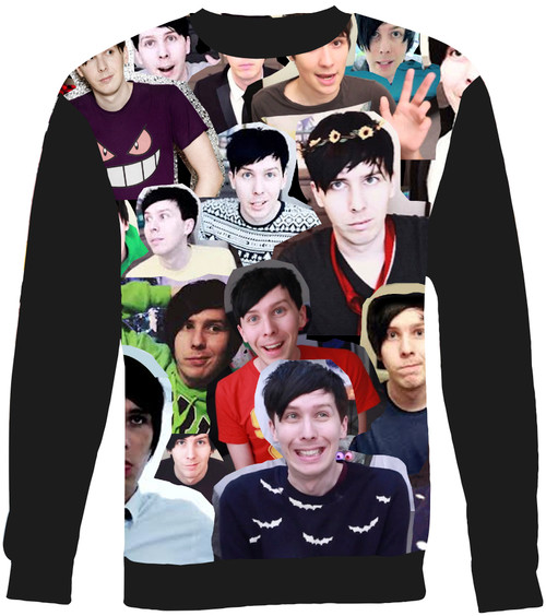 Phil Lester sweatshirt