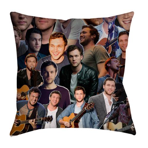 Phillip Phillips pillowcase