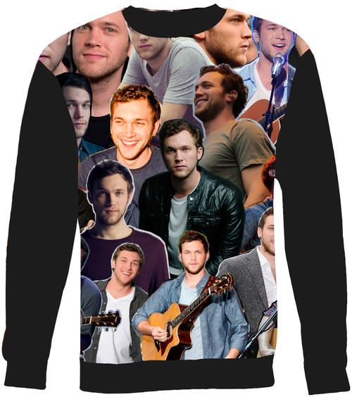 Phillip Phillips sweatshirt