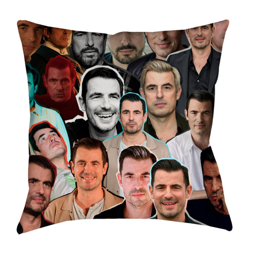 Joshua Bassett pillowcase