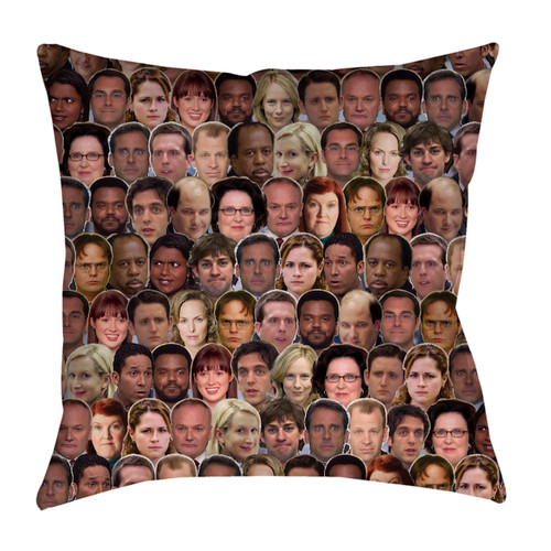 The Office pillowcase