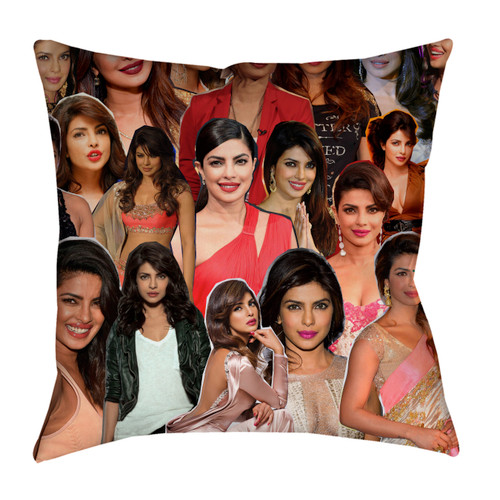 Priyanka Chopra pillowcase