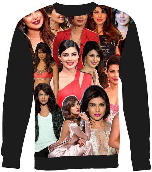 Priyanka Chopra sweatshirt