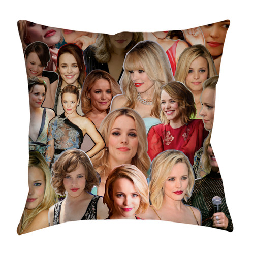 Rachel McAdams pillowcase