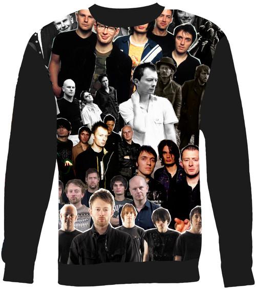 Radiohead sweatshirt