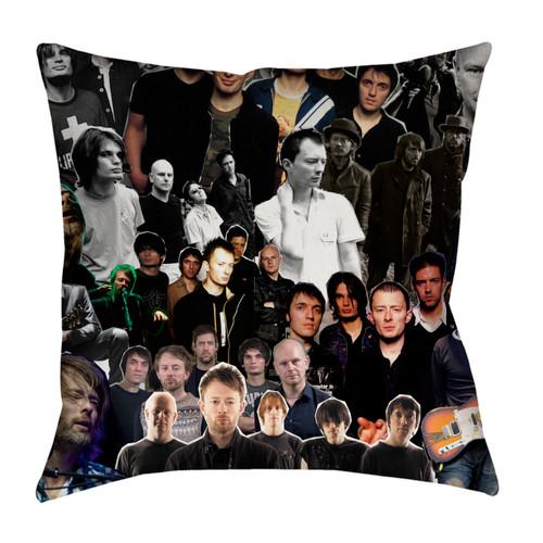 Radiohead pillowcase