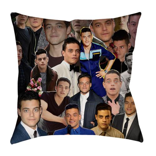 Rami Malek pillowcase