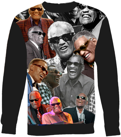 Ray Charles sweatshirt