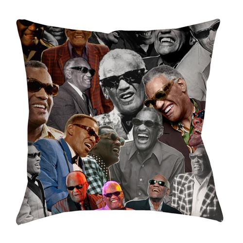Ray Charles pillowcase
