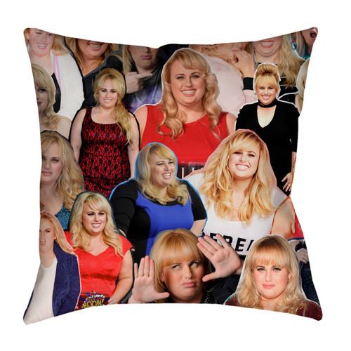Rebel Wilson pillowcase