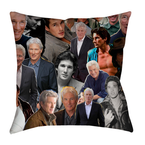 Richard Gere pillowcase