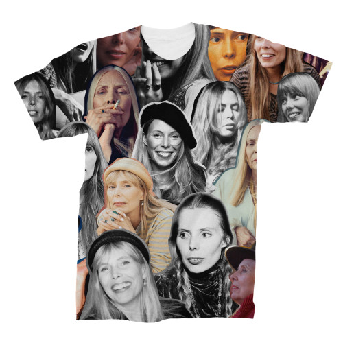 Joni Mitchell tshirt