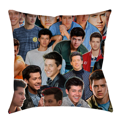 Matt Cornett pillowcase