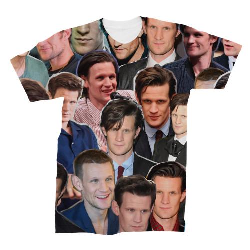 Matt Smith tshirt