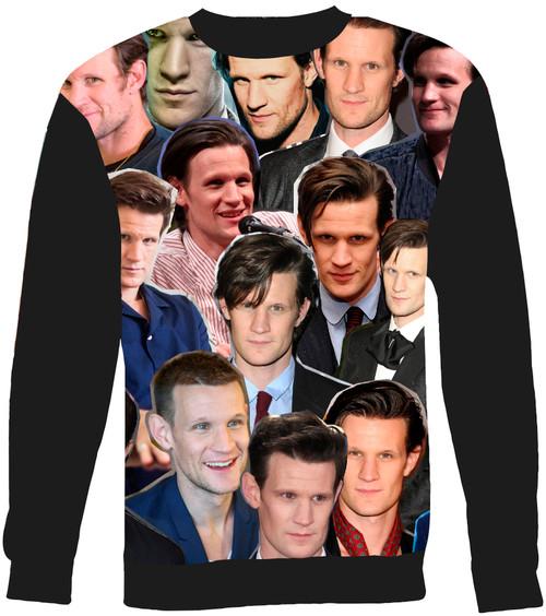Matt Smith sweatshirt
