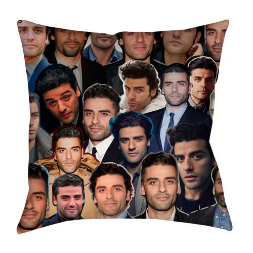 Oscar Isaac pillowcase