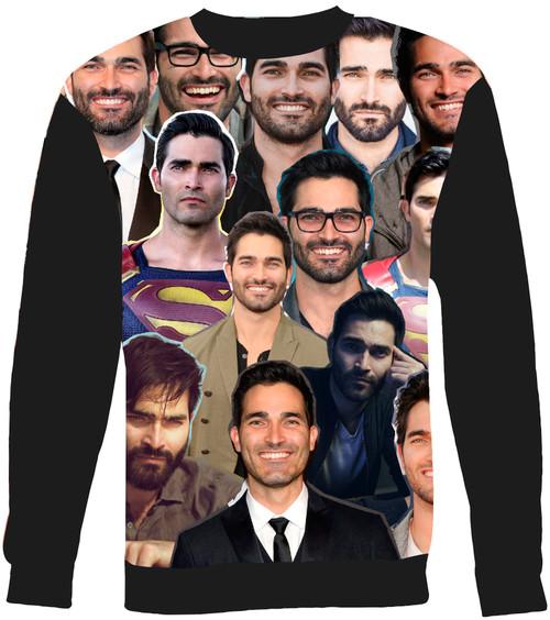 Tyler Hoechlin sweatshirt