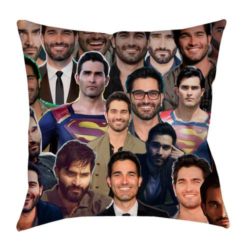 Tyler Hoechlin pillowcase