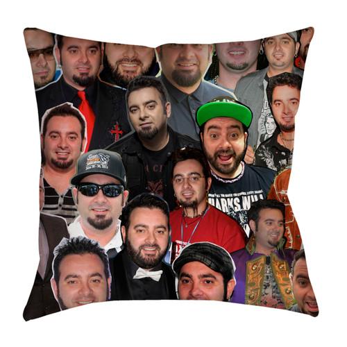 Chris Kirkpatrick pillowcase