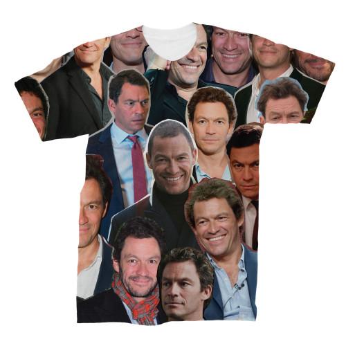 Dominic West tshirt