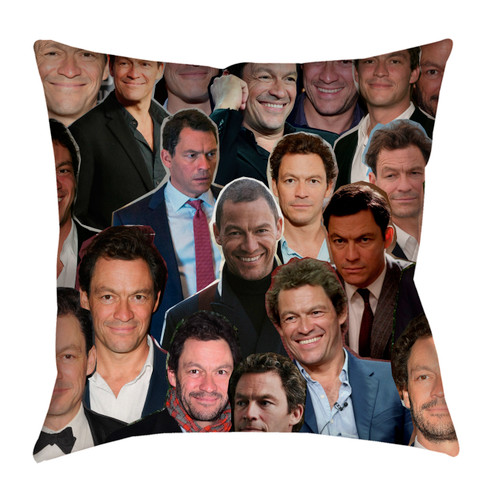Dominic West pillowcase