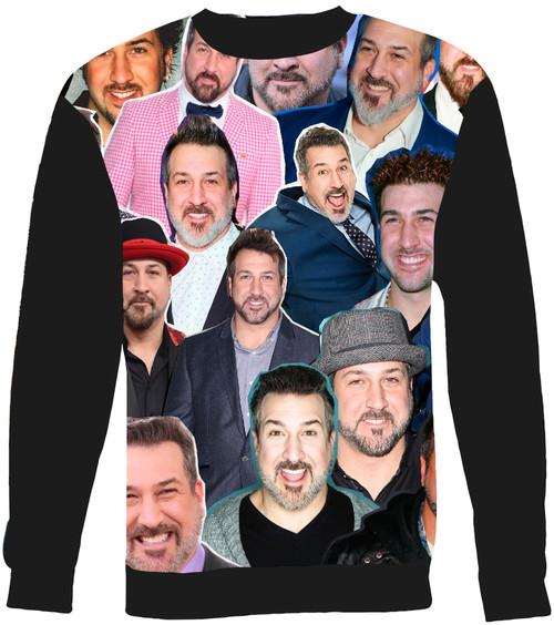 Joey Fatone sweatshirt