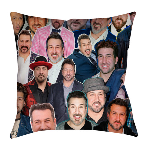 Joey Fatone pillowcase