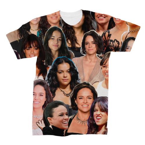 Michelle Rodriguez tshirt