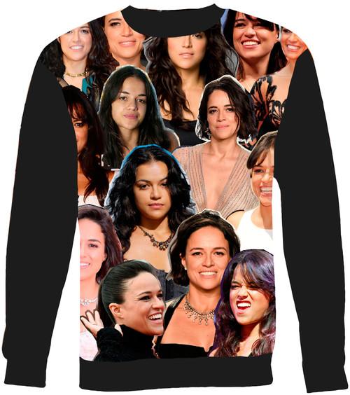 Michelle Rodriguez sweatshirt