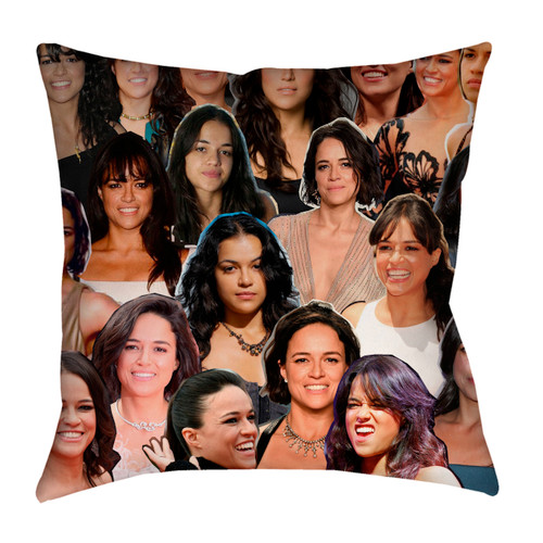 Michelle Rodriguez pillowcase