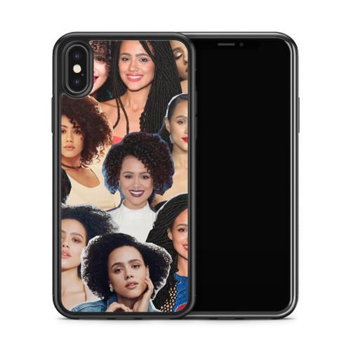 Nathalie Emmanuel phone case x