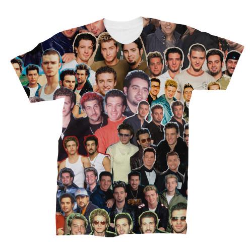NSYNC tshirt