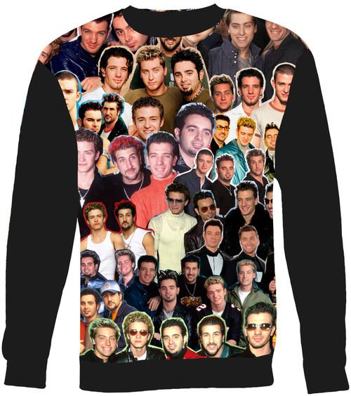 NSYNC sweatshirt