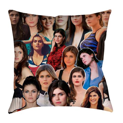 Alexandra Daddario pillowcase