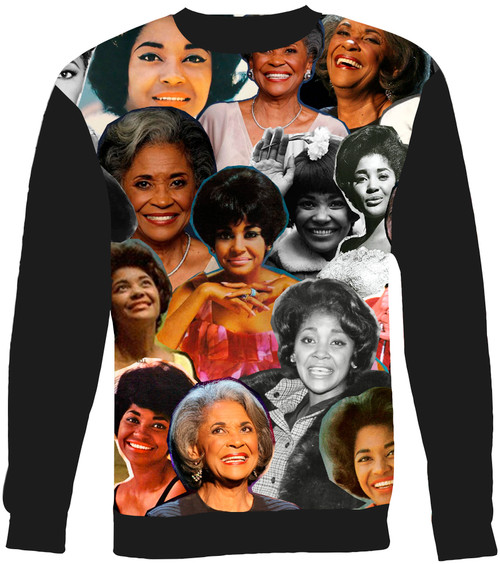 Nancy Sue Wilson Collage Sweater Sweatshirt