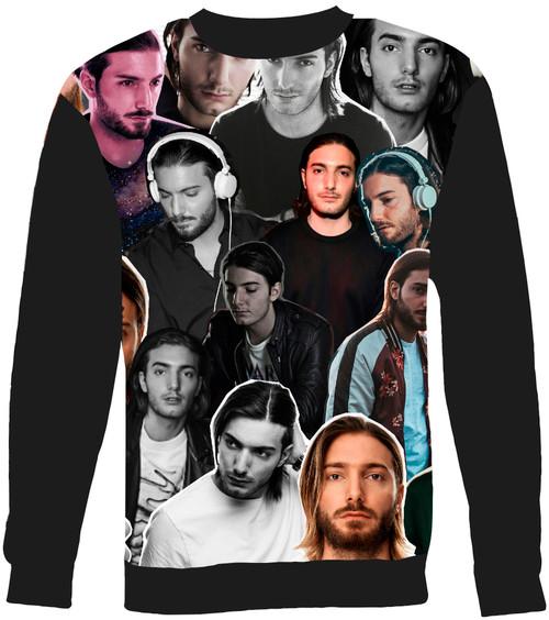 Alesso Collage Sweater Sweatshirt