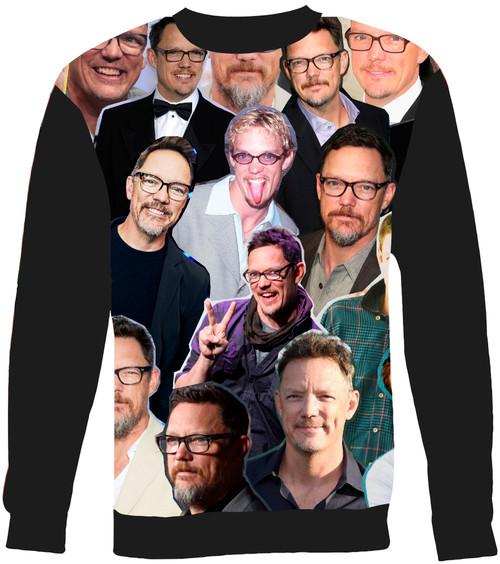 Matthew Lillard Collage Sweater Sweatshirt