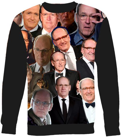 Richard Jenkins Collage Sweater Sweatshirt