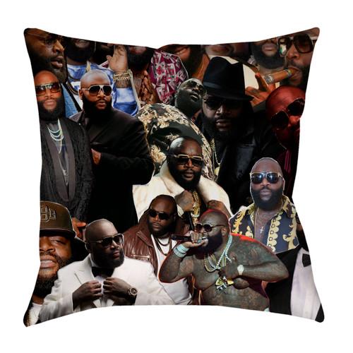 Rick Ross pillowcase