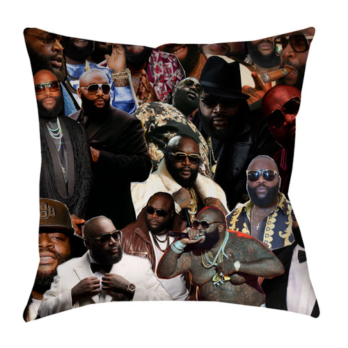 Rick Ross pillowcase