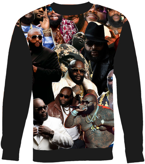 Rick Ross sweatshirt