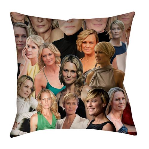 Robin Wright pillowcase