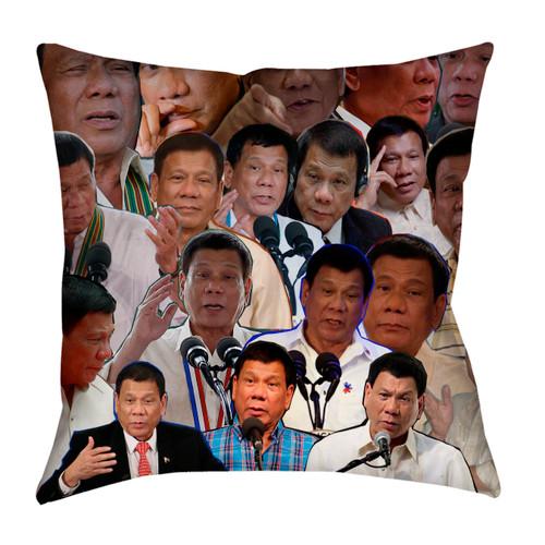 rodrigo duterte pillowcase