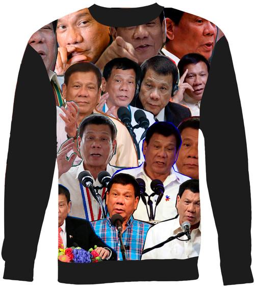 Rodrigo Duterte sweatshirt