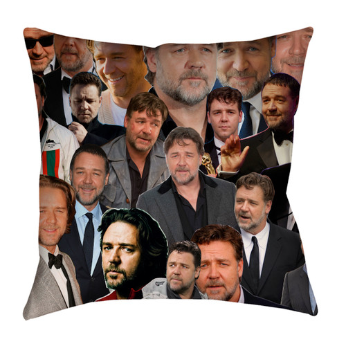 Russell Crowe pillowcase
