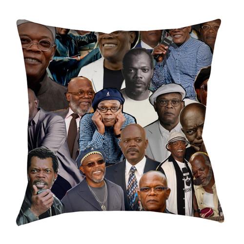 Samuel L Jackson pillowcase