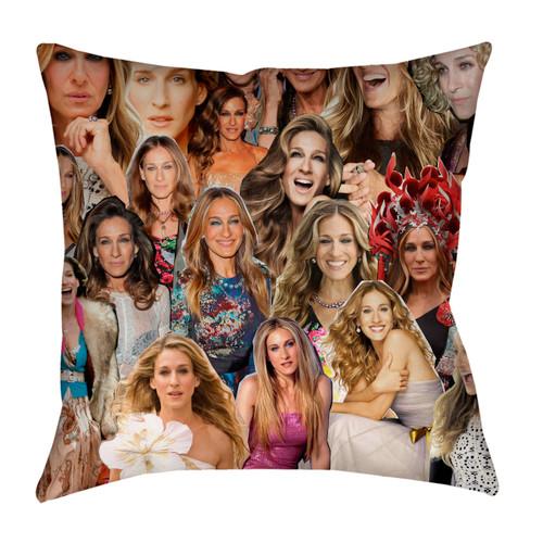 Sarah Jessica Parker pillowcase