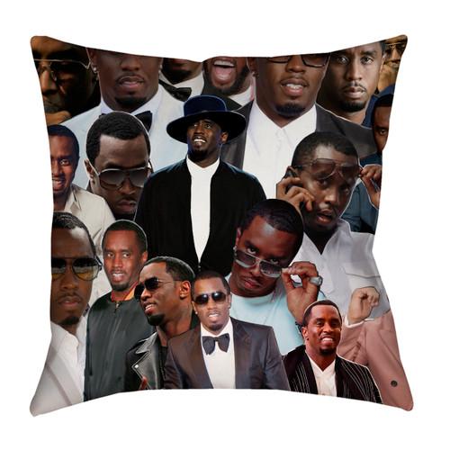 Sean Combs pillowcase