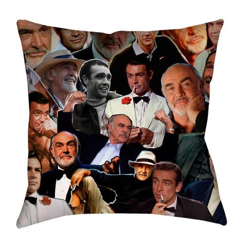 Sean Connery pillowcase