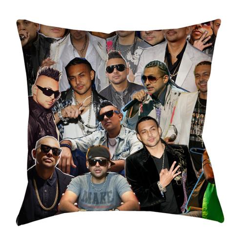 Sean Paul pillowcase